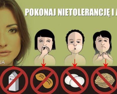 Naucz się jak w łatwy sposób pokonać nietolerancję i alergię pokarmowe – fakty i mity #aktywacja