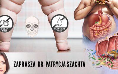 Naucz się jak zmniejszyć ryzyko otyłości i chorób cywilizacyjnych u dzieci dbając o jelita ? / Zdrowe jelita level 1